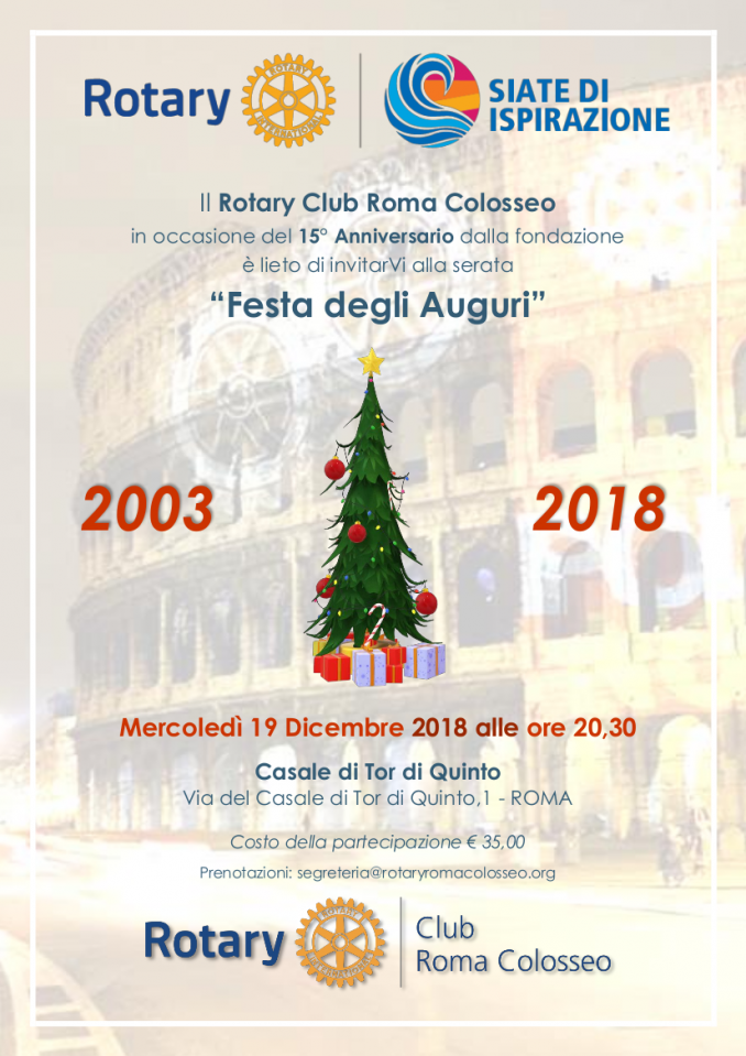 - Rotary Club Roma Colosseo